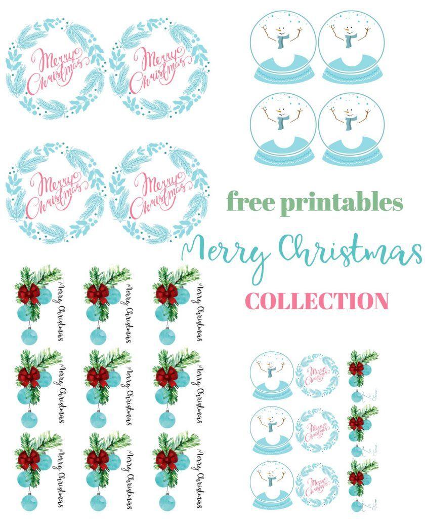 Merry christmas gift tags free printable gift tags free printable free printable gift tags merry christmas collection negle Gallery