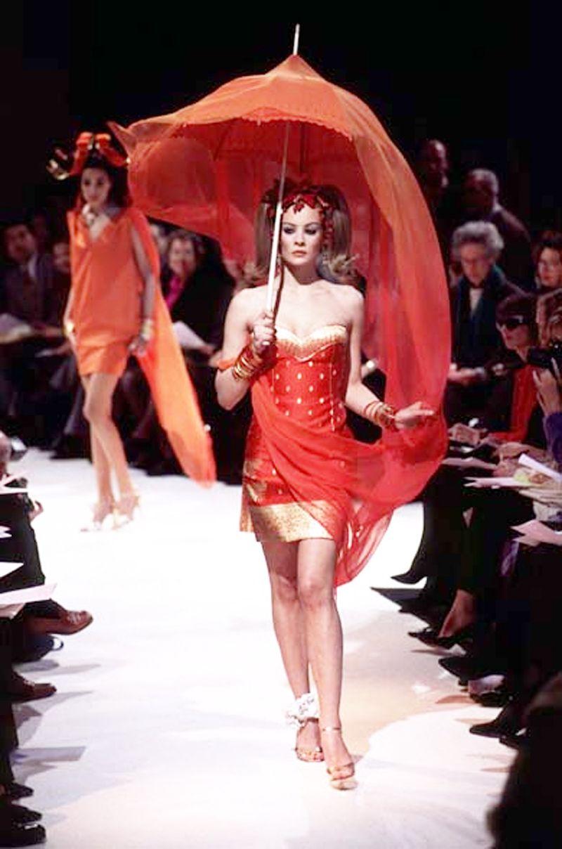 John Galliano for Givenchy Spring