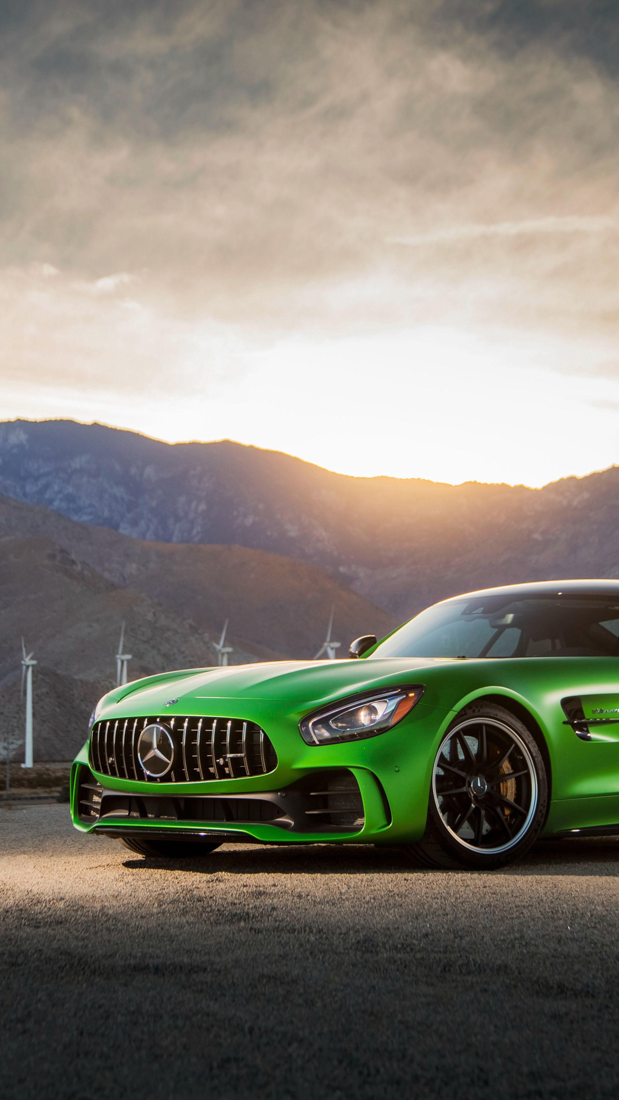 Cars 2018 Mercedes Amg Gtr Wallpapers Coches Deportivos