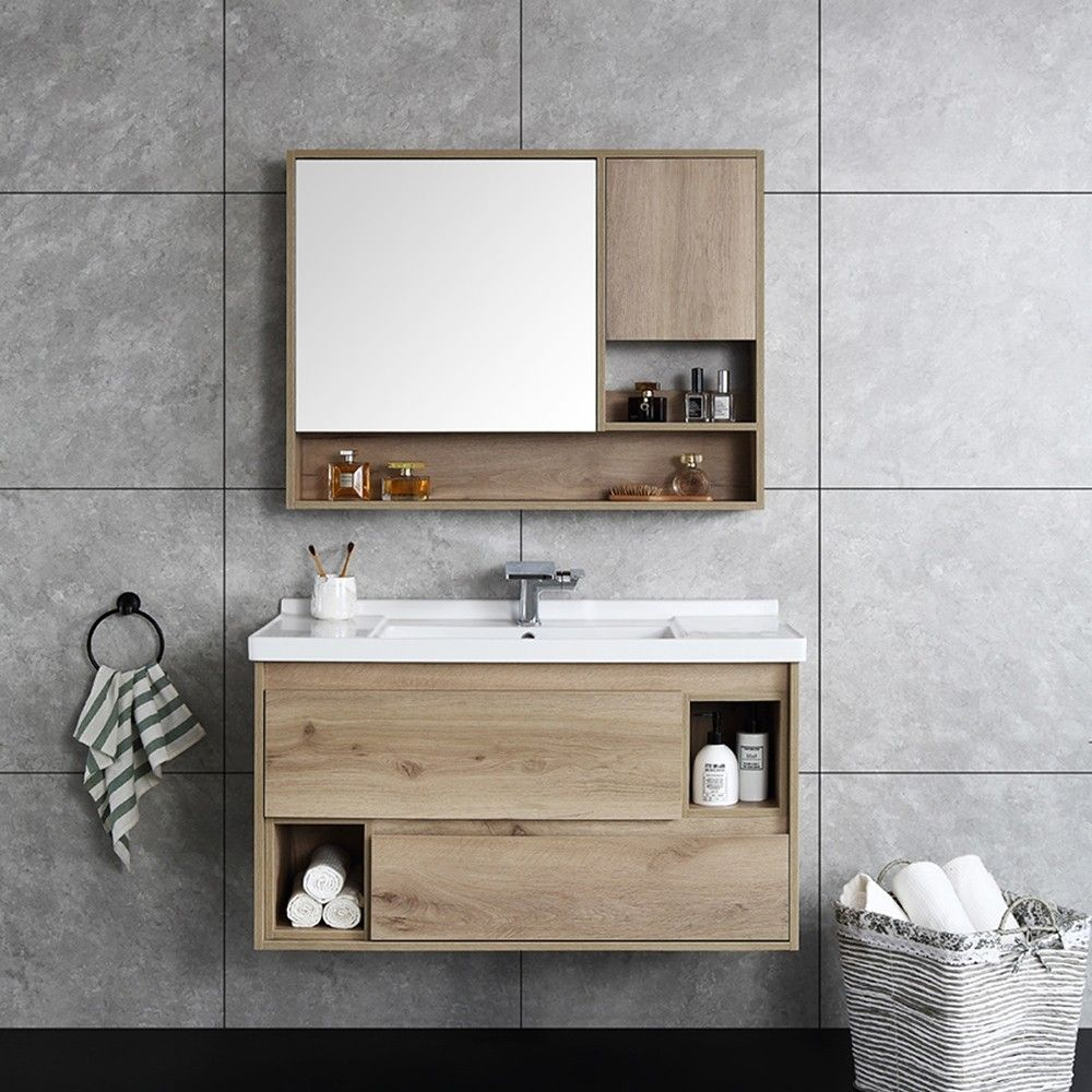 23+ Wall mounted bathroom cabinets with drawers custom