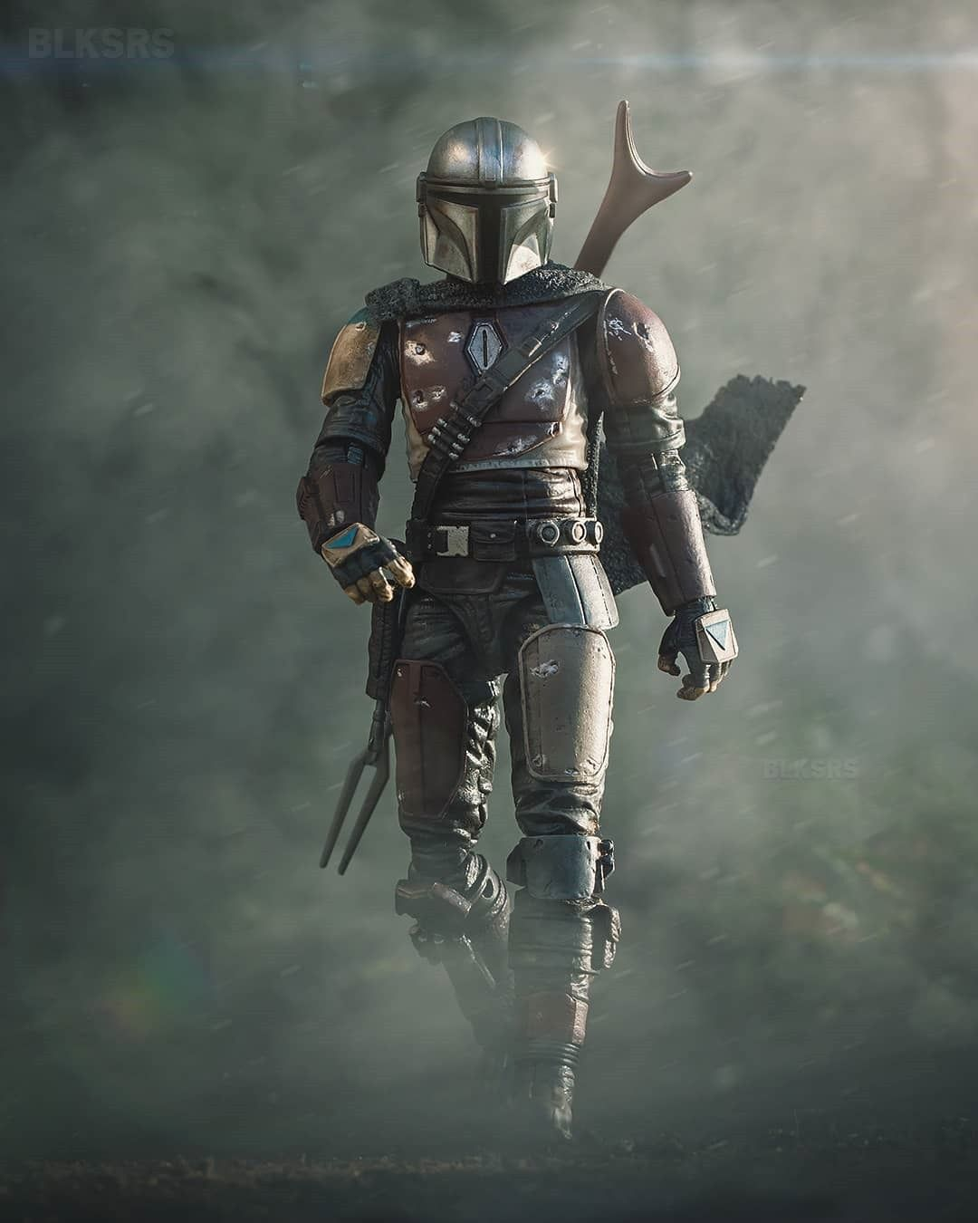 Photo of The Mandalorian Swagger. 🔥
