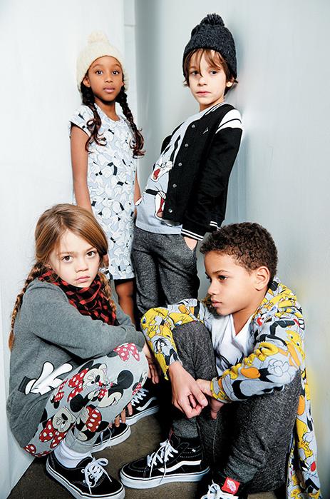 Kids fashion - Little Eleven Paris - Fall-Winter 2015 Collection
