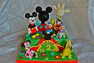 Torturi Speciale Special Cakes Tort Clubul Lui Mickey Mouse Mickey Mouse Mickey Mickey Mouse Clubhouse