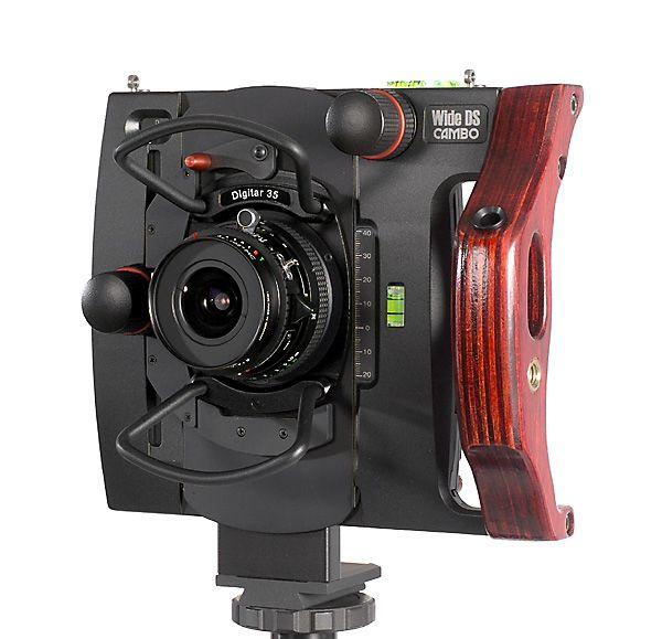 Cambo Wide Ds 카메라 장비 카메라