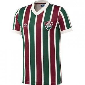 Camisa retrô do Fluminense remonta aos anos 80  2ff3194b7cc77