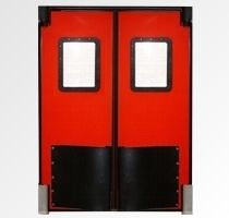Durulite Retailer Door Double Acting Impact Durulite
