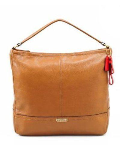 Coach Park Leather Hobo F23293  35f2f2193a73e