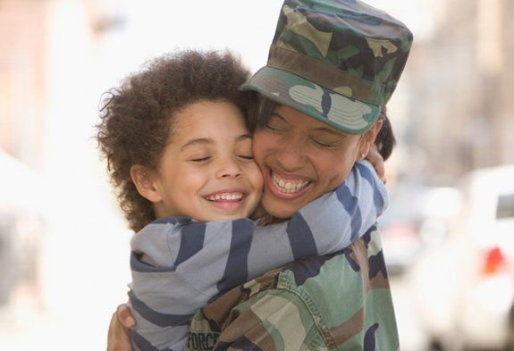 Activities to Help Kids Through Deployment - mom.me