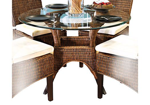 Abaco Rattan 5 Pc Round Dining Room Find Affordable Dining Room Sets For  Your Home That Will Complement The Rest Of Your Furniture.