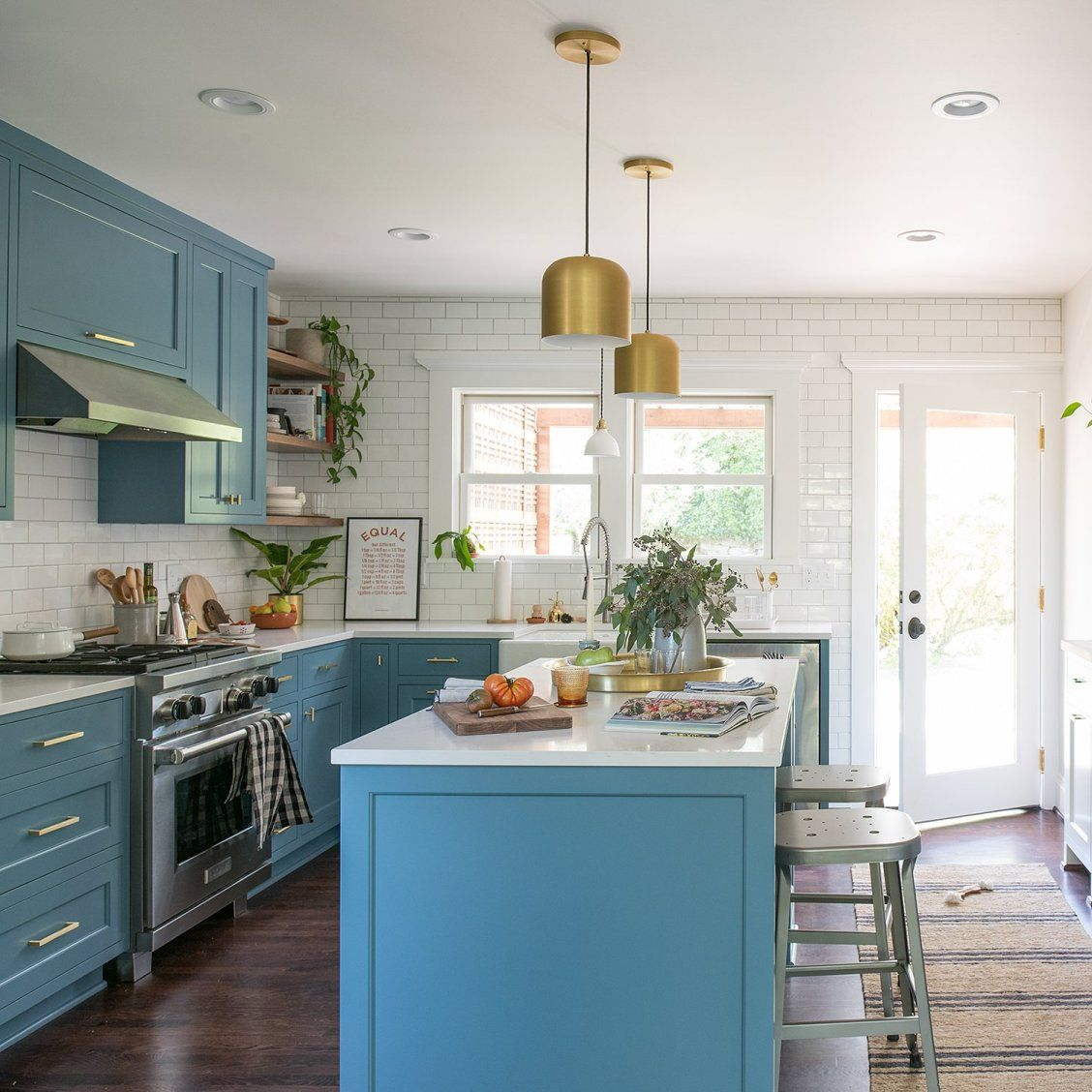 Go Inside A FloortoCeiling Portland Remodel IN THE KITCHEN
