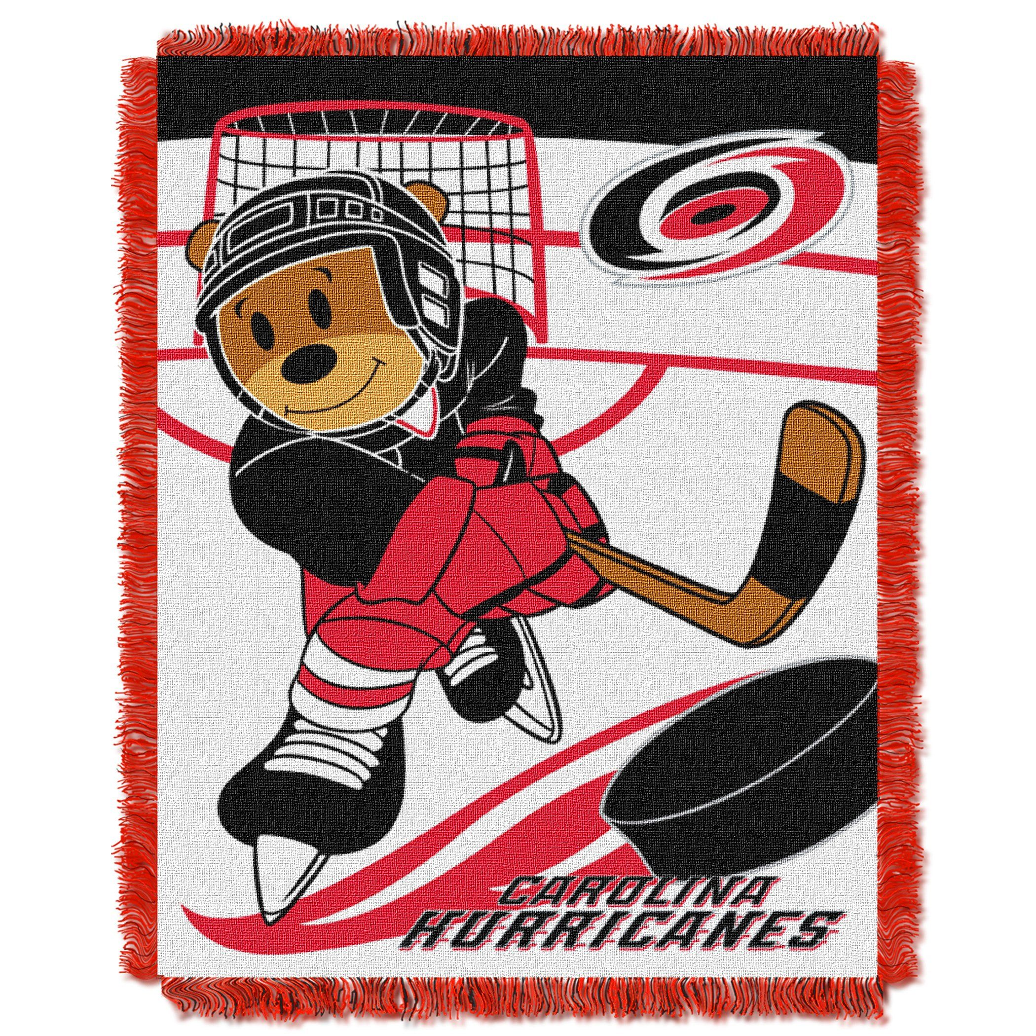 Hurricanes Official National Hockey League Score Baby Baby 36 X