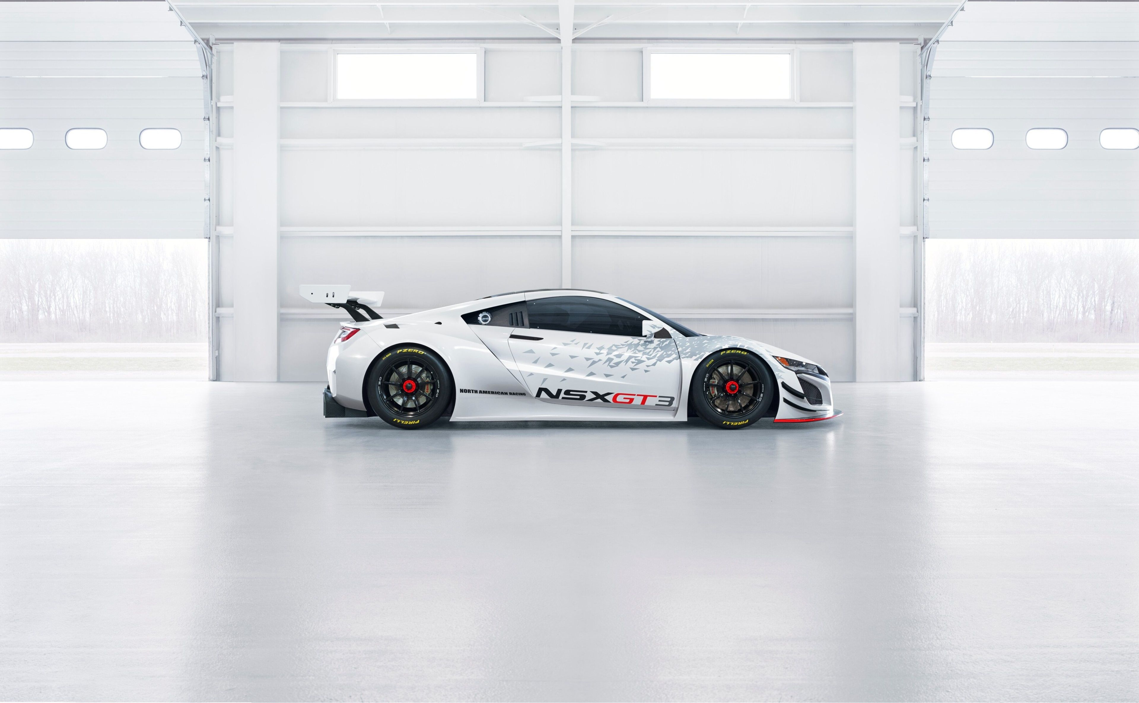 3840x2371 Acura Nsx Gt 3 4k Pic Of Wallpaper