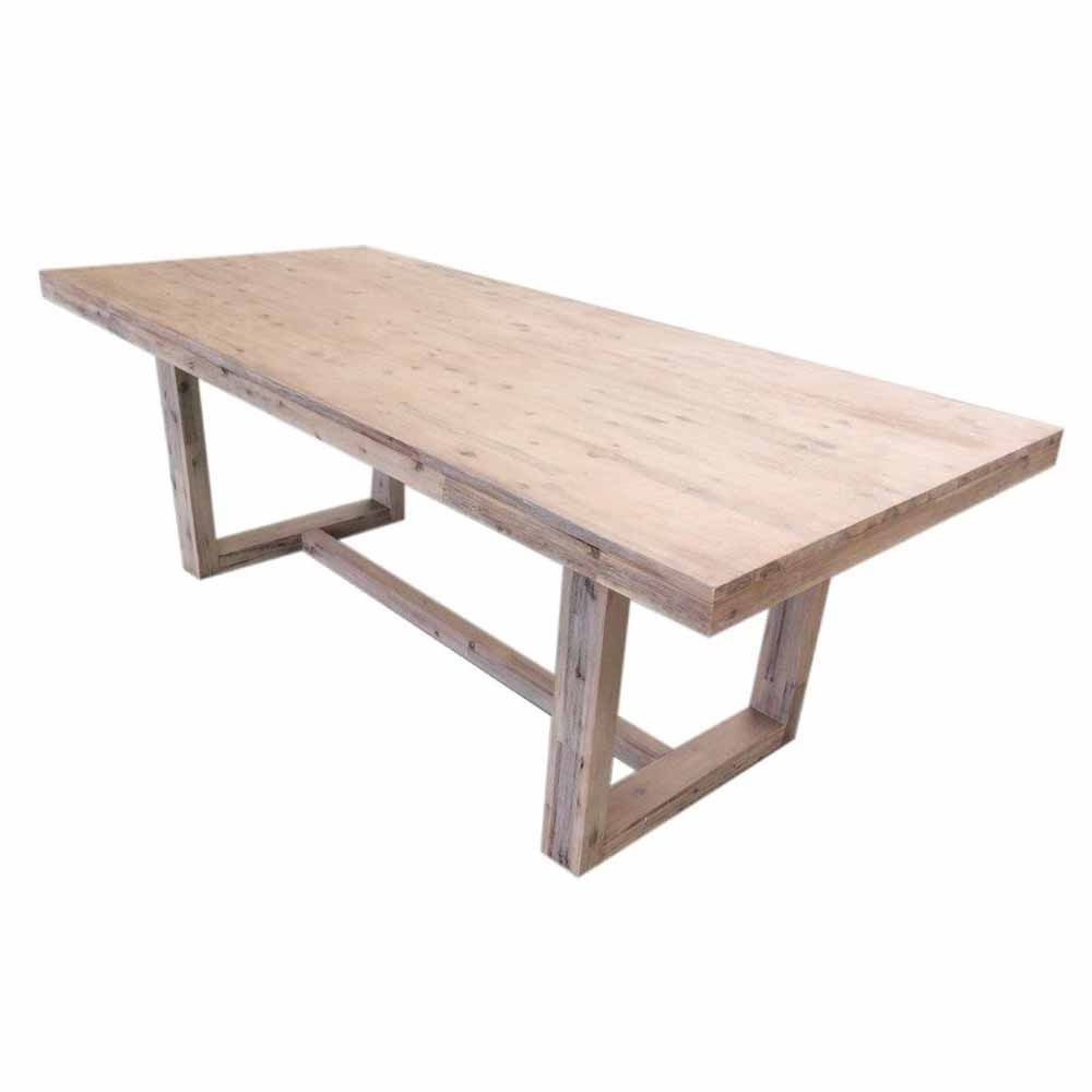 Coricraft Shutter 8 Seater Dining Table 22m