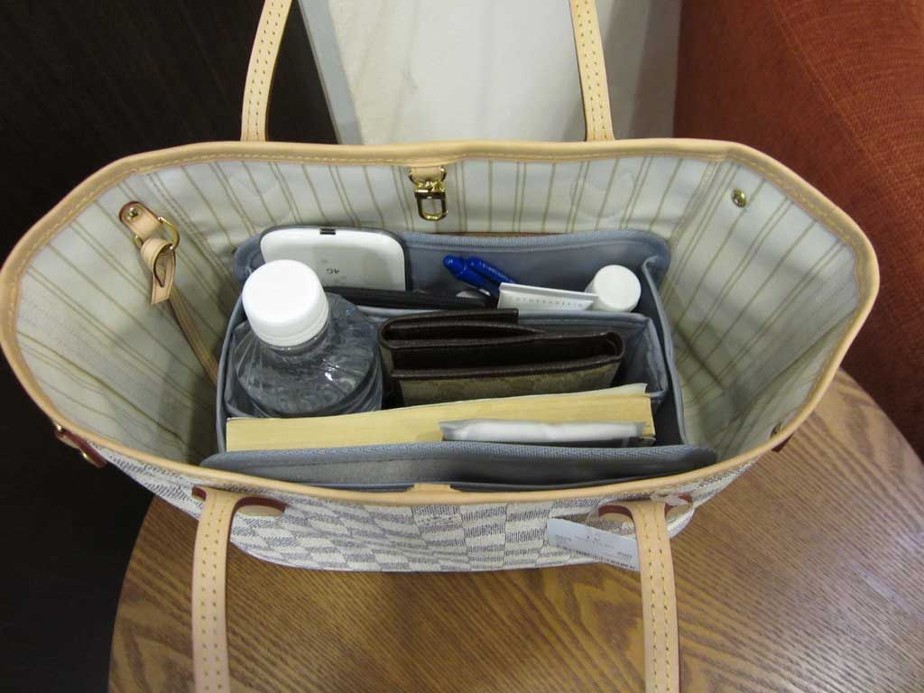 louis vuitton neverfull pm. purse organizer insert for louis vuitton neverfull pm (photo) pm