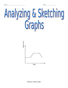Analyzing Sketching Graphs Lesson Math Classroom 8th Grade