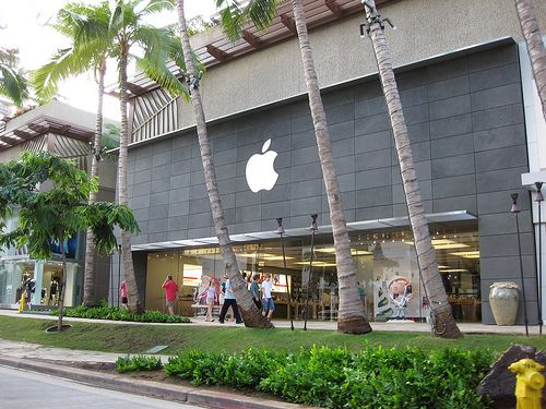 Apple Store Honolulu Hi Apple Store Luxury Store Waikiki