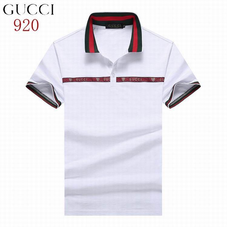 Gucci POLO shirts men-GG26741   Gucci polo shirt, Polo t shirt ...