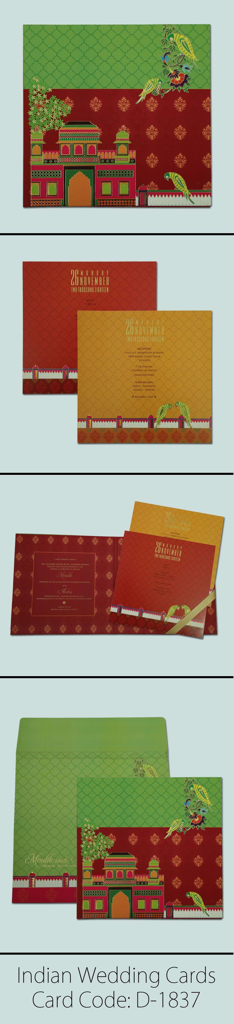 IVORY MATTE BOX THEMED INVITATIONS...#weddings #marriage #hindu ...