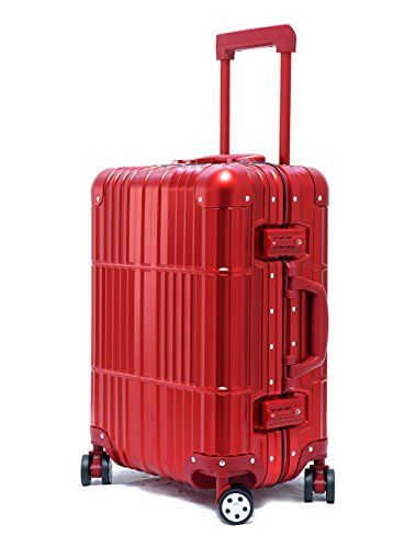 Cloud 9 - All Aluminum Luxury Hard Case Carry-On 20