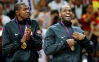Who's More Important to London Triumph: LeBron or Durant?