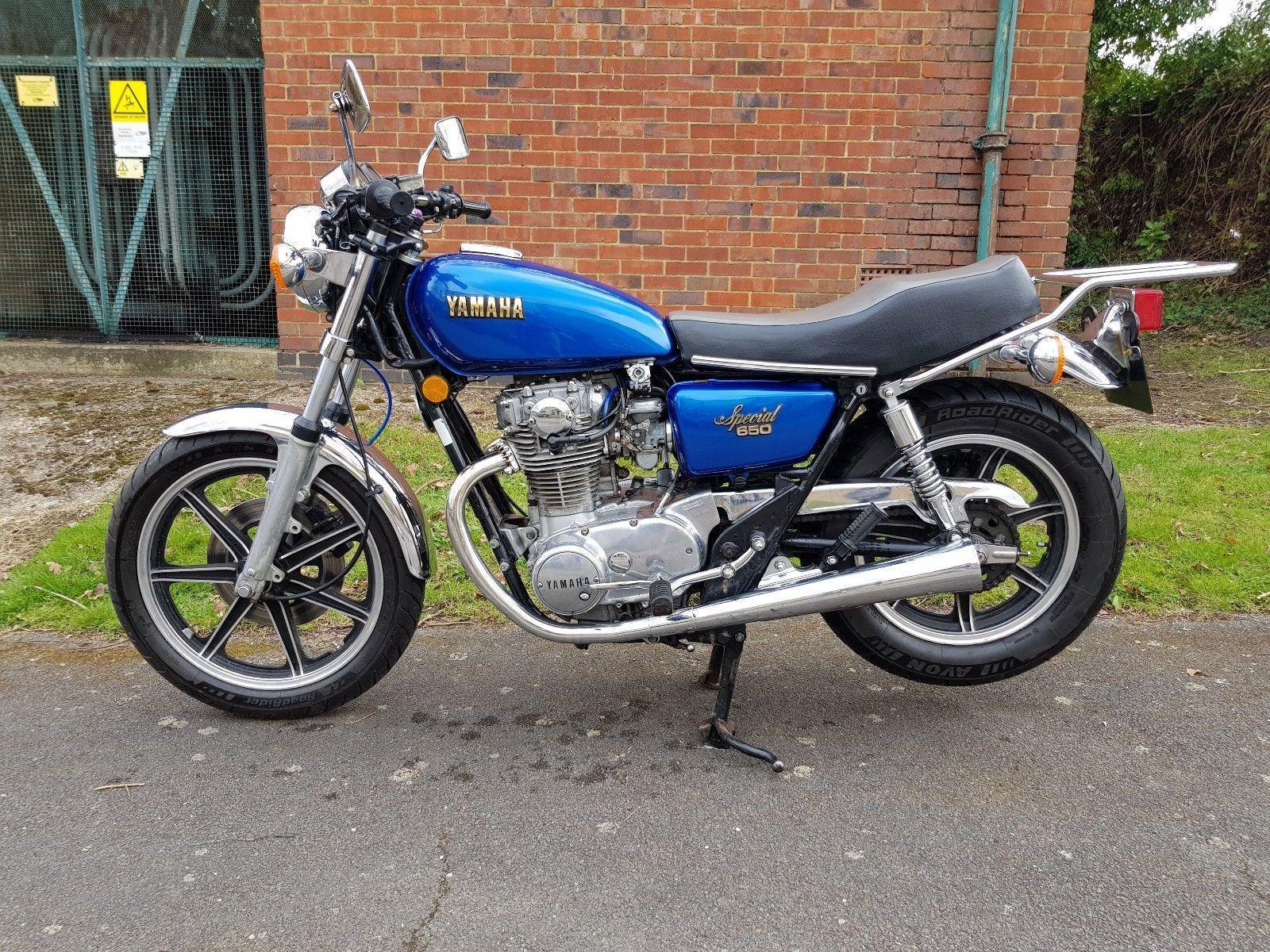 ebay 1978 yamaha xs650 special low mileage [ 1600 x 1200 Pixel ]