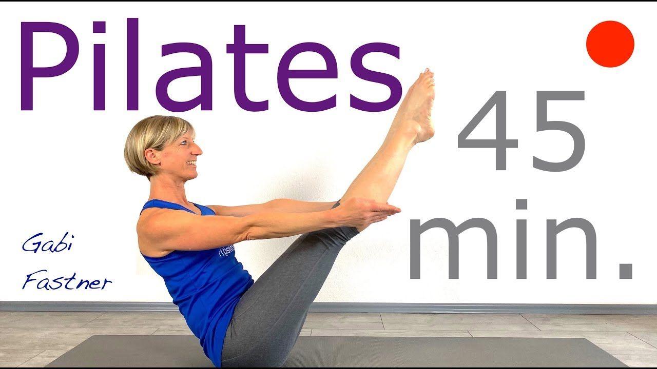 45 min.� Pilates Kurs | ohne Hilfsmittel