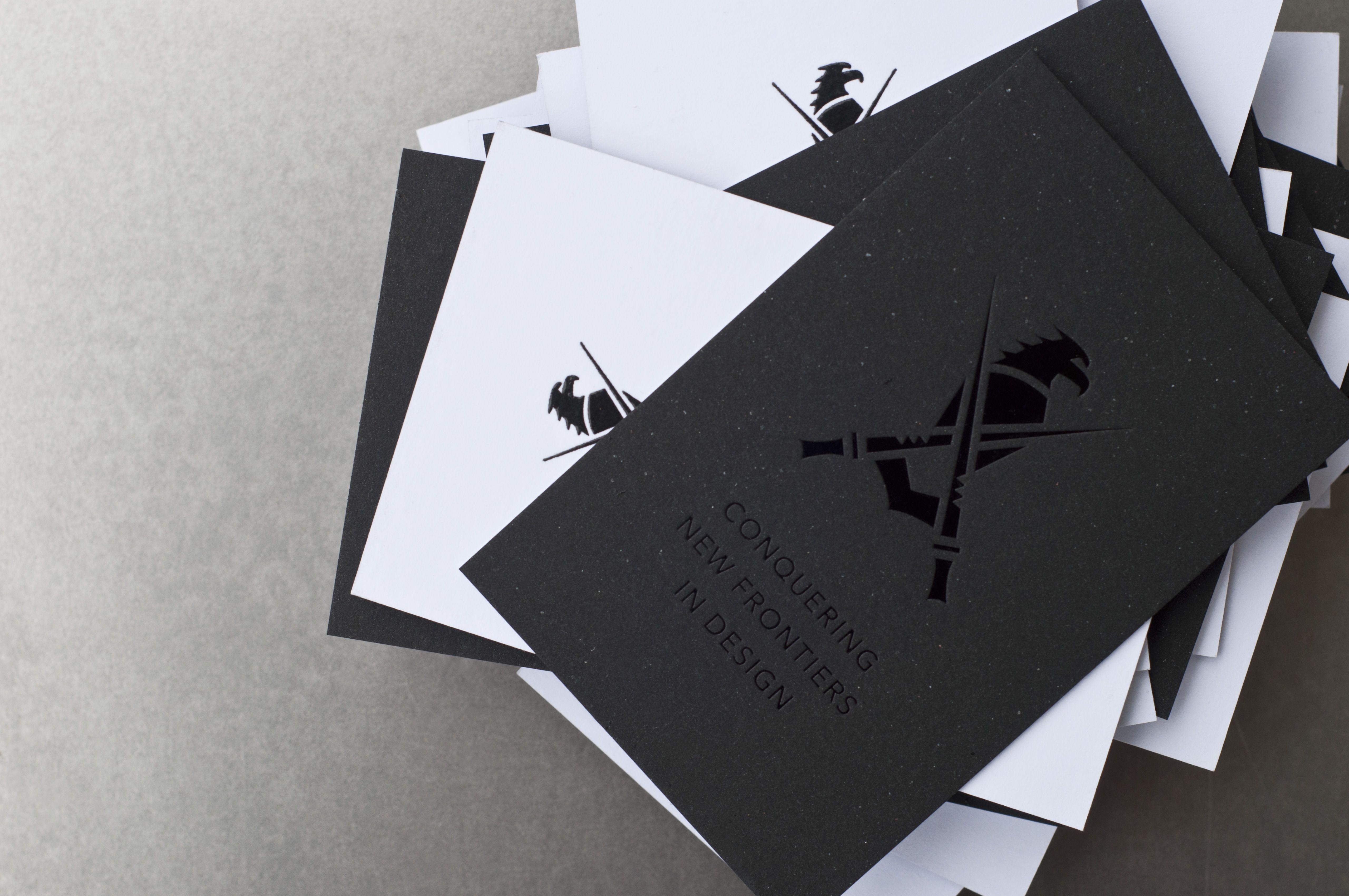 Visitenkarten Für Legionaer Cards Corporate Design