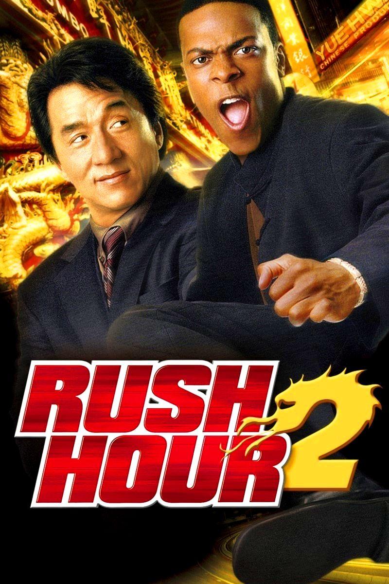 Rush Hour Streaming Vf : streaming, Antonio, Amador, Jimenez, Jackie, Colpo, Grosso,, Drago, Rosso