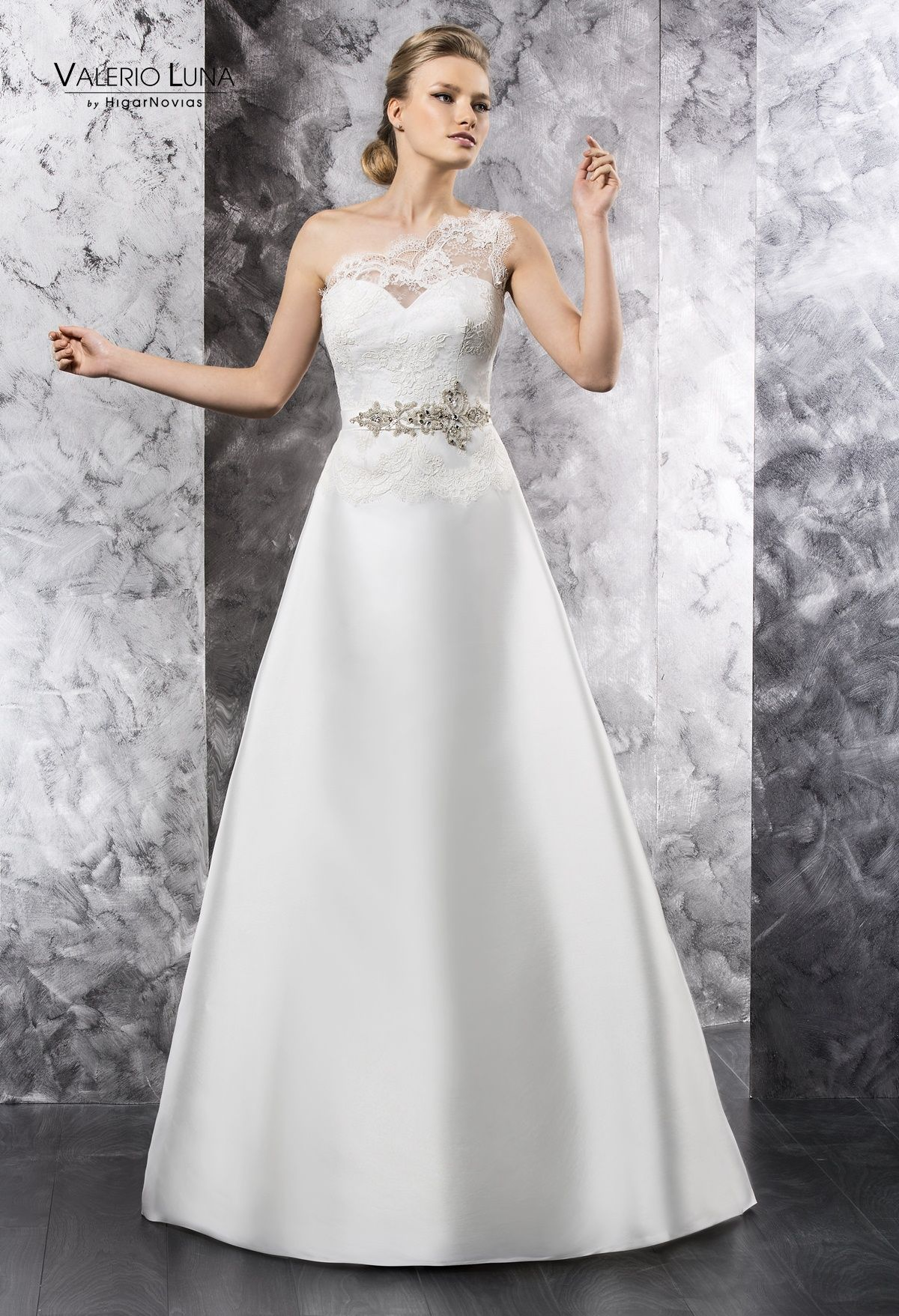 Vestidos de novia faldas amplias