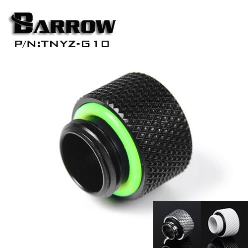 Barrow G1 4 Extension Within The Dental Screw Black Gold White