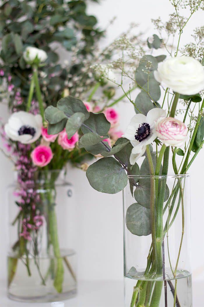 Blumen Fur Haarkranz Do It Yourself Hochzeit Boho Stil