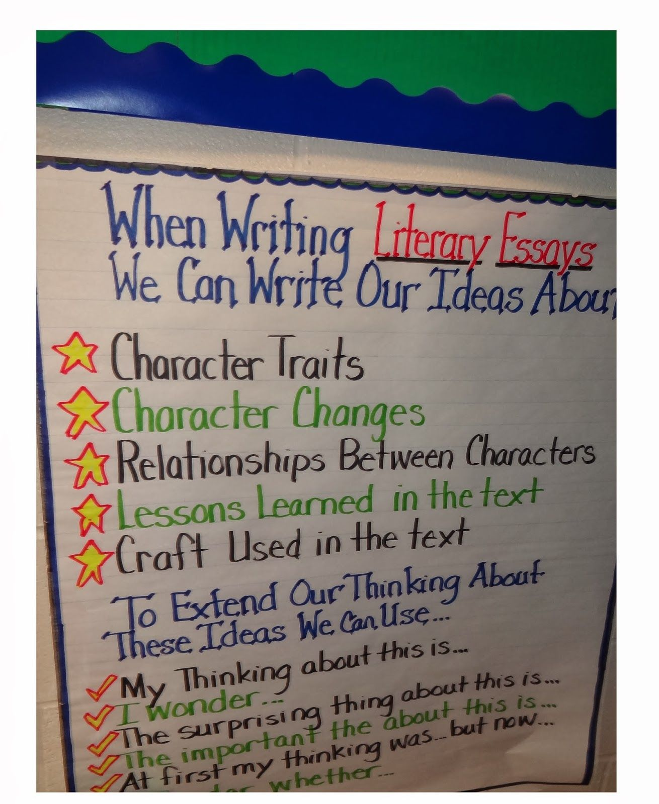 Mission To Teach Baby Literary Essay  Back To School Ideas