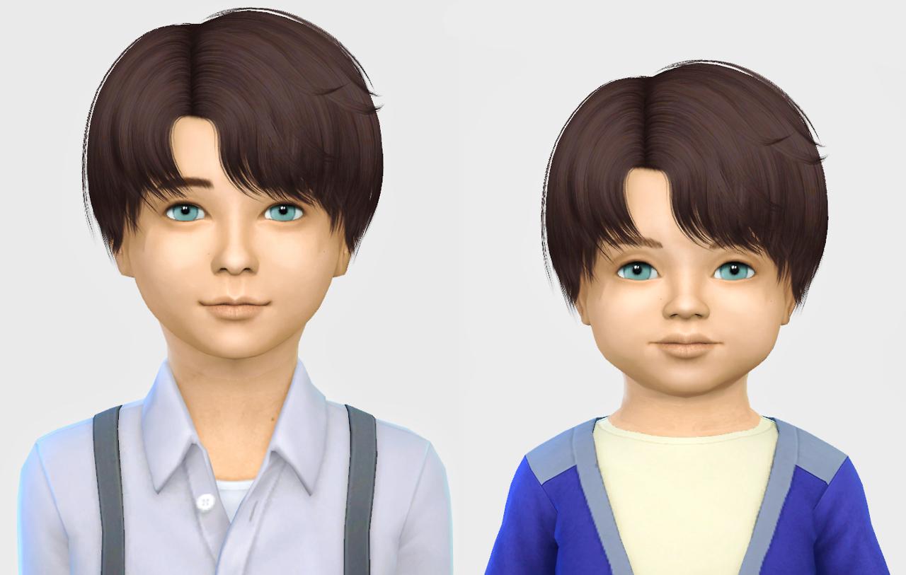 Ade Jungkook - Kids & Toddlers ♥ [Kids][Toddlers] | Sims 4 ...Korean Toddler Cc Sims 4