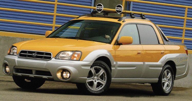 Subaru Baja Subaru Baja Subaru Vehicles
