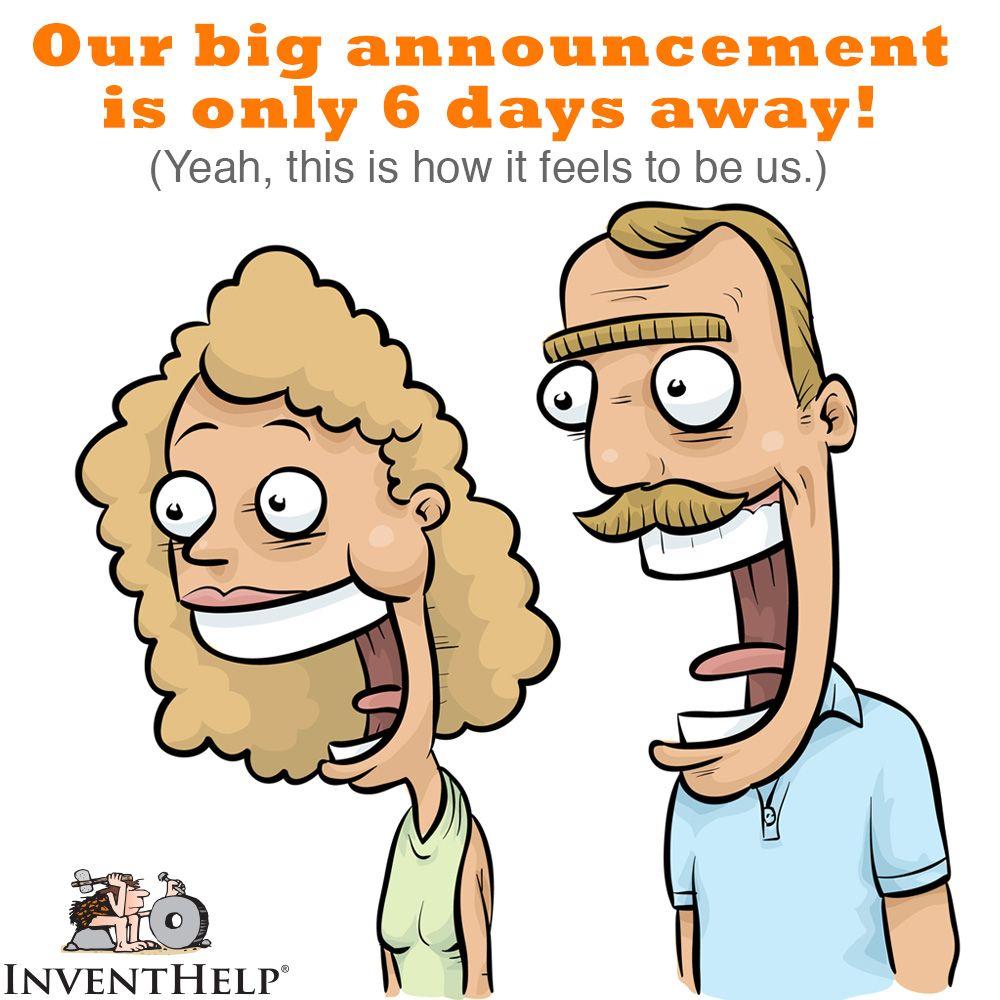 Our Biggest Announcement Ever!: February 3, 2014 2PM EST! #Inventors #Entrepreneurs #Innovators
