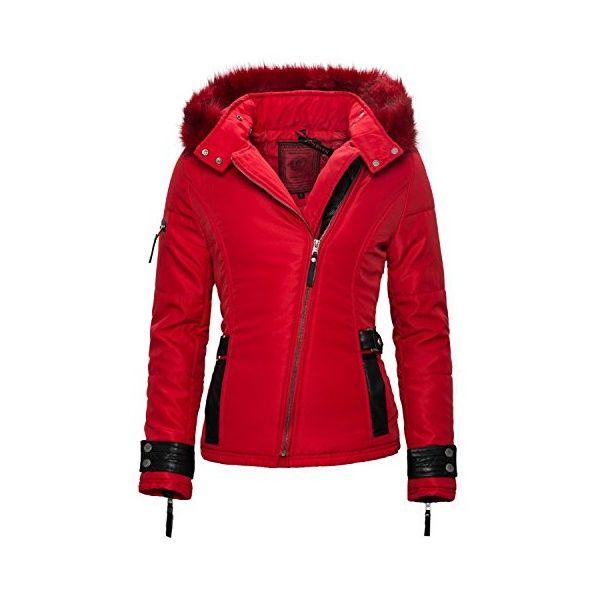 Berydale Women's Bd904 Jacket, Red (Bordeaux Bordeaux