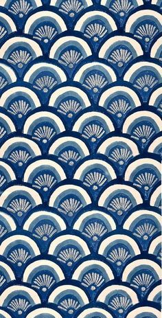 art deco patterns blue - Google'da Ara