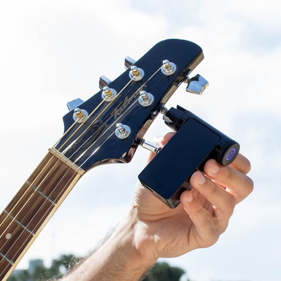 Fine tune your instruments in seconds using the
