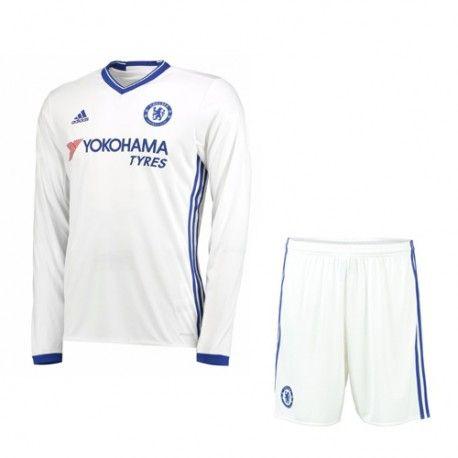 official photos 60ec9 29e56 19.99 Chelsea Kids Third Kit Long Sleeve 2016 2017 | £19.99 ...