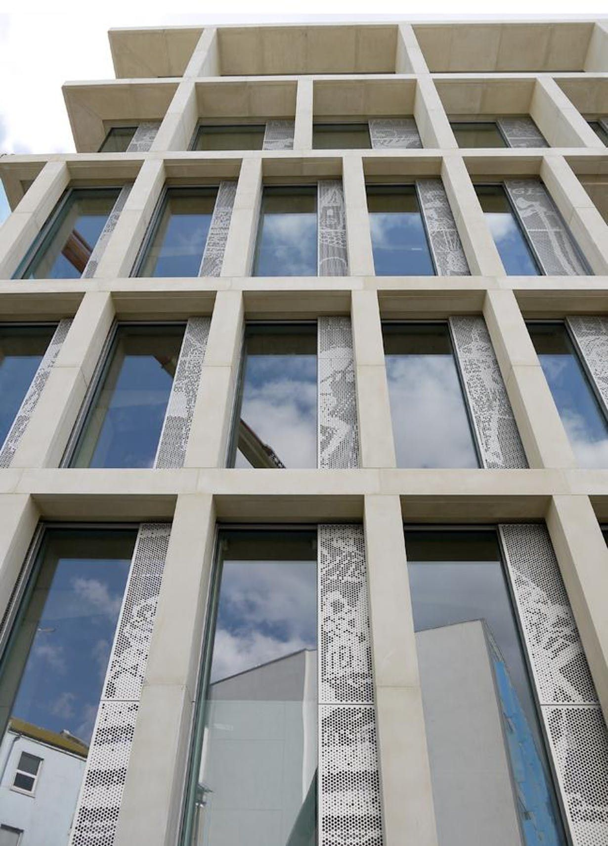 Uch2 University Of Brighton Proctor Matthews Architects