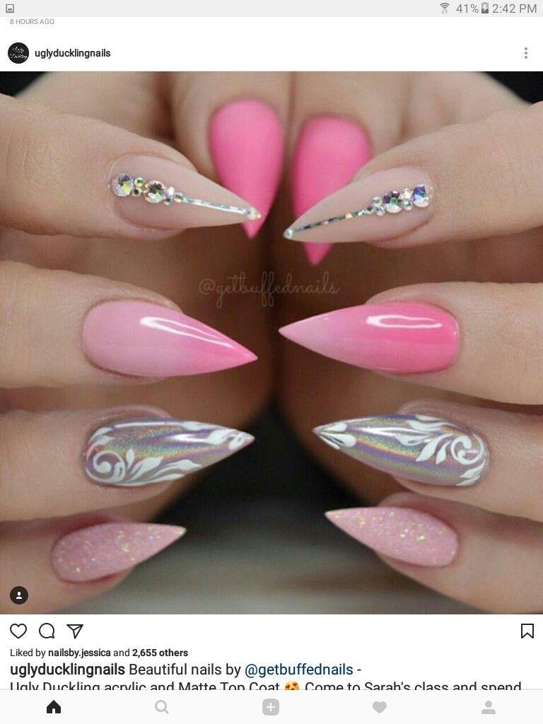 Pin de estrella en diseños en uñas | Pinterest | Diseños de uñas ...