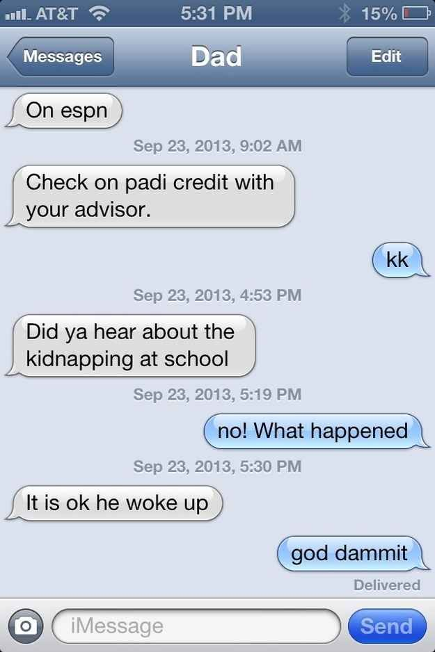 best text jokes of all time