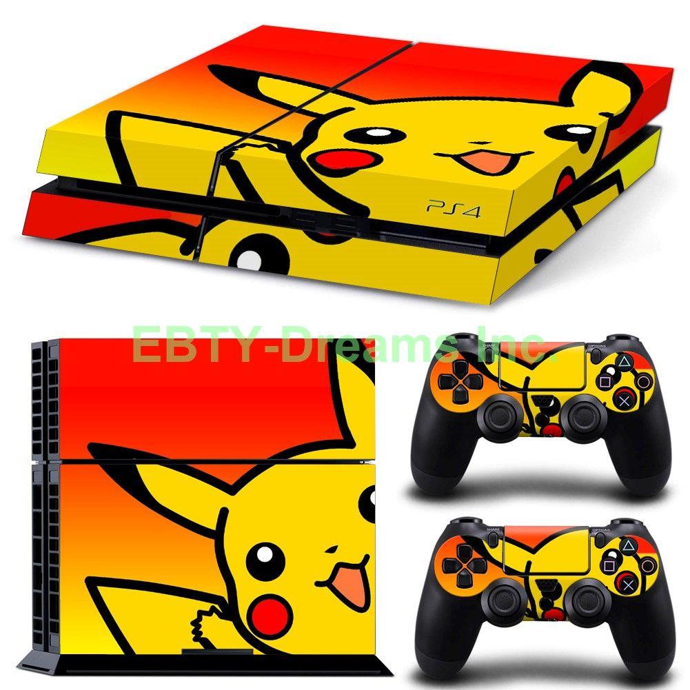 EBTYDreams Inc. Sony Playstation 4 (PS4) Pokemon
