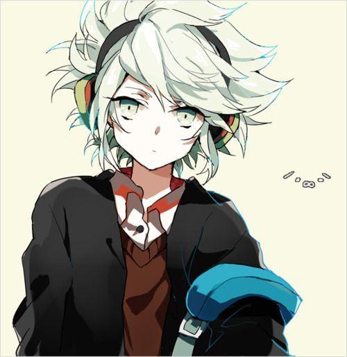 Sammy Snowflake Anime Guys Hot Anime Guys Anime Boy With Headphones