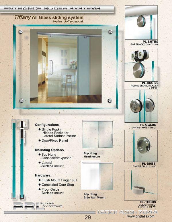 Top Hung Interior Sliding Door System Tiffany System Sliding Door Systems Glass Entrance Doors Sliding Doors Interior