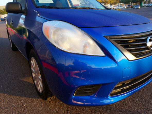 2014 Nissan Versa: Great Deals On Certified Pre Owned Vehicles At Larry H Miller  Nissan Mesa