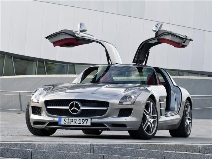 Mercedes Sls Amg Gullwing Mercedes Benz Sls Mercedes Sls