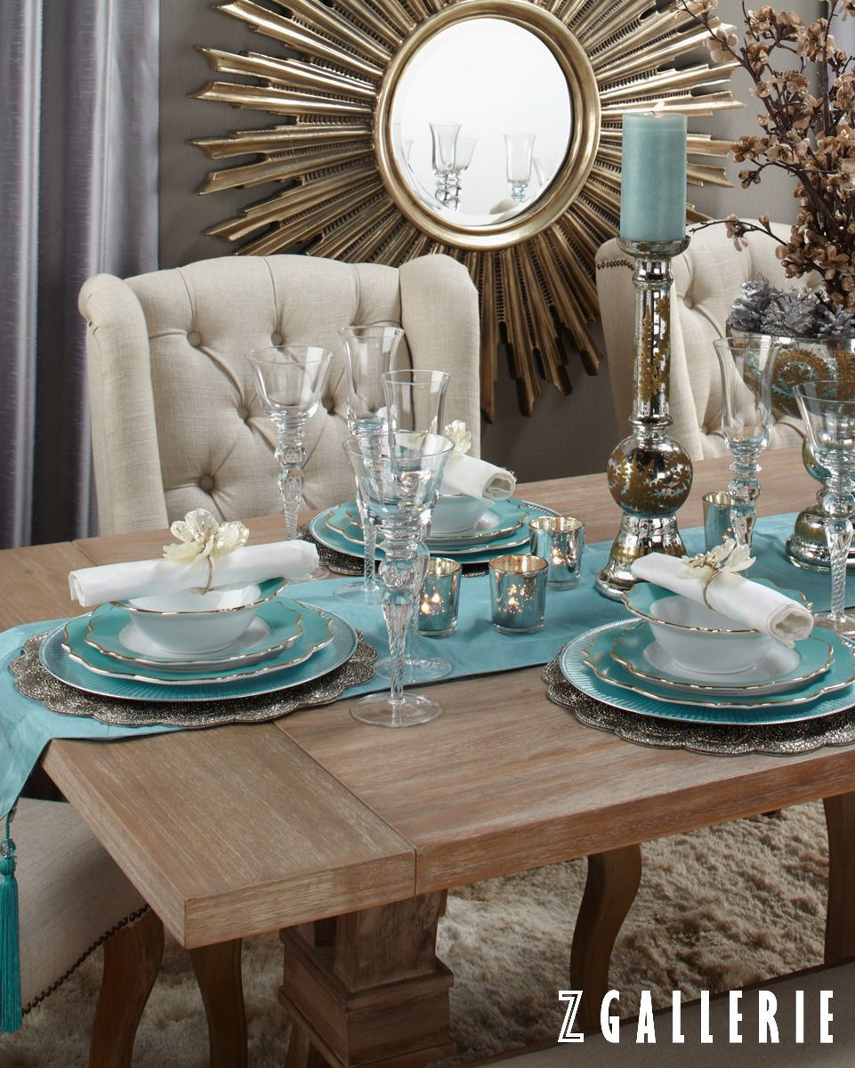Elegant Tableware For Dining Rooms With Style: 2015 HOLIDAY ENTERTAINING GUIDE