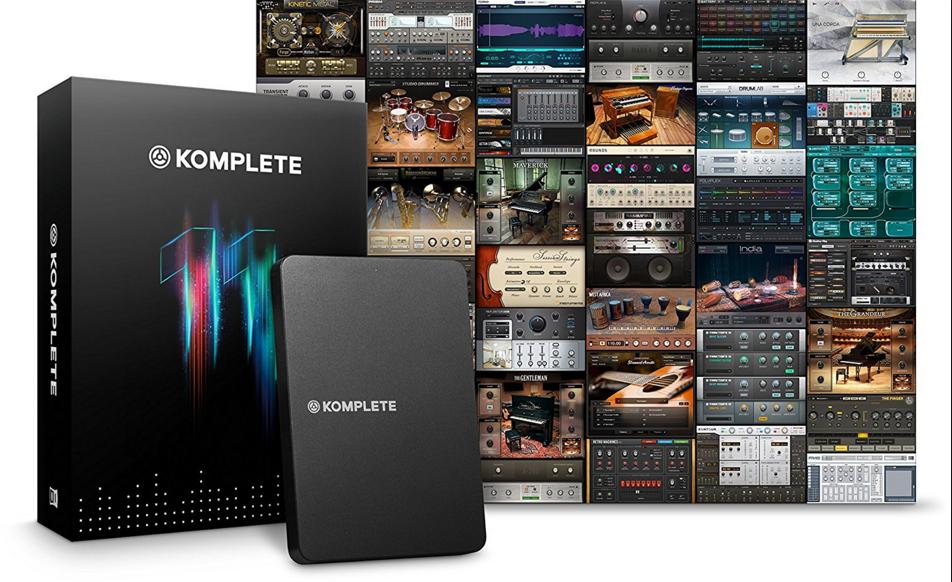 Native Instruments Komplete Ultimate 11 STANDALONE, VSTi