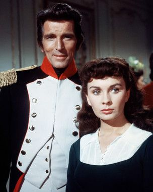 MICHAEL RENNIE AND JEAN SIMMONS in DESIREE